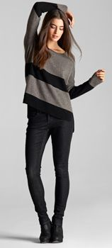 EILEEN FISHER: Looks We Love. The Fall trends, done our way.