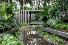 2011 Chelsea Flower Show. Design: James Wong and David Cubero.   Picture: CLARA MOLDEN