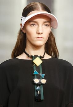Jewelry Trends Fashion Week Spring-Summer 2014 Marni
