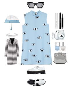 """now you see me"" by foundlostme ❤ liked on Polyvore featuring Dr. Martens, MaxMara, Blue Nile, Alexander Wang, Hunter, Nails Inc., Fuji, Christian Dior, Bobbi Brown Cosmetics and women's clothing"