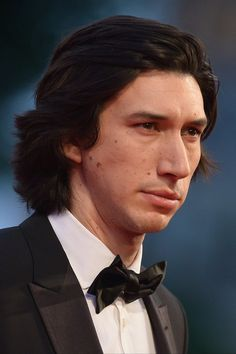 31 Times Our Dysfunctional Space Boyfriend Adam Driver Made Us Want to Join the Dark Side