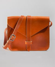 Modern Saddle Bag - Warm Orange - Levi's - #cutwithgrace