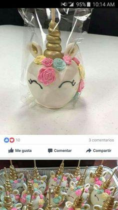Manzana unicornio