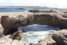 Baby Natural Bridge, Aruba