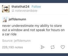 As a person who visits my family about every other weekend, I spend six hours in a car not counting driving to different places in between that, I have mastered this.