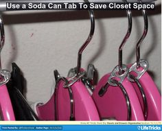 Soda Can Tab | 43 Things to Never Throw Away | Cool DIY Ideas On How To Upcycle and Repurpose Old Materials by DIY Ready at http://diyready.com/43-things-to-never-throw-away/