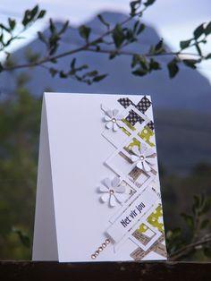 Kaartjie kreatief / Cards creative: CTS#106