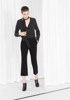 & Other Stories | Flare Leg Trousers