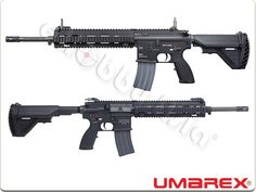 Umarex (VFC) H&K HK416 M27 IAR AEG