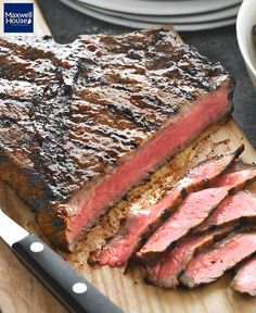 Mighty Fine Steak #recipe