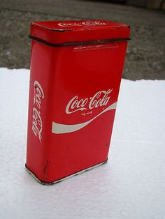 Coca Cola Advertisement Band Aid Box from 1970's RARE | eBay