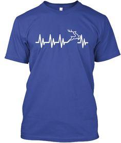 HUNTING HEARTBEAT TEE | Teespring
