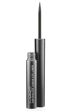 M·A·C+Superslick+Liquid+Eyeliner+available+at+#Nordstrom
