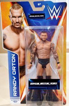 Randy Orton Toy 2015