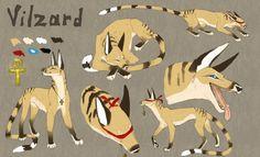 Vilzard by Vilzard.deviantart.com on @DeviantArt