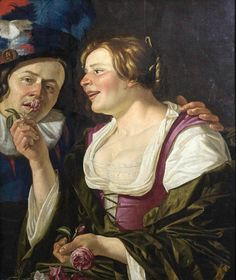 Let's not leave anything to imagination. Christiaen van Couwenbergh, Delft 1604 - 1667 Cologne