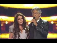 Sarah Brightman & Andrea Bocelli - Time to say Goodbye 2013