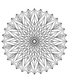 To print this free coloring page «coloring-mandala-adult-9», click on the printer icon at the right