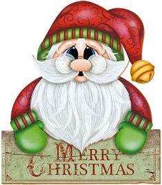 Clipart de Santa y sus Ayudantes. Christmas Yard Art, Christmas Drawing, Christmas Love, Christmas Signs, Christmas Pictures, Christmas Projects, Vintage Christmas, Christmas Decorations, Christmas Ornaments