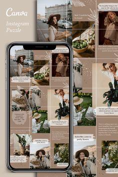 Instagram Feed Planner, Instagram Feed Ideas Posts, Instagram Feed Layout, Feeds Instagram, Selling On Instagram, Instagram Grid, Instagram Frame, Instagram Design, Instagram Marketing Tips