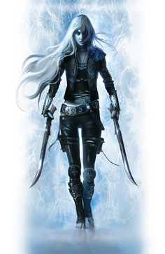 """char-portraits: """" Front cover for the UK & ANZ edition of THRONE OF GLASS """""""
