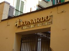 Florence, Itlay....bought a leather wallet here...it's the best one I've ever owned!  Want to go back!