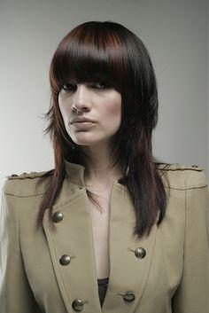 Rush long brown Hairstyles