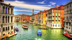 Venice Italy HD Wallpaper | 999HDWallpaper