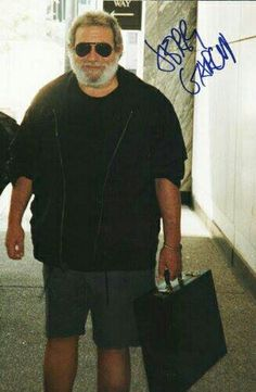 Jerry and the briefcase