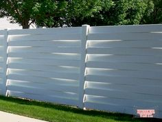 E.P. Hranica Construction - Vinyl Privacy Fencing
