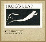 Frog's Leap Chardonnay Napa Valley  My introduction to wine. Thanks to my foodie Great Uncle Jim Draper!