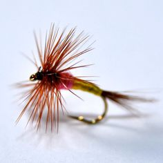 12 TUPPS INDESPENSIBLE Dry Fly Fishing Flies by Dragonflies Trout Grayling…