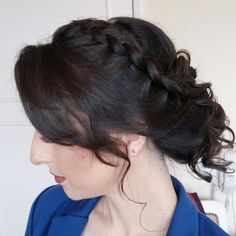 #cabelo #trança #produção #madrinhas #makeup #wedding