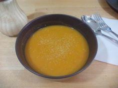 Sopa de tomate para #Mycook http://www.mycook.es/receta/sopa-de-tomate/