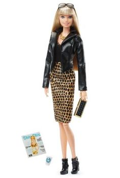 The Barbie Look® Barbie® Doll – Urban Jungle | The Barbie Collection