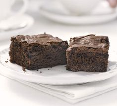 The ultimate makeover: Chocolate brownies