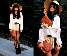 Monday Strollin' (by Natalie Liao) http://lookbook.nu/look/3728459-Monday-Strollin