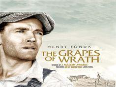 The Grapes of Wrath (1940) (Drama) Starring Henry Fonda