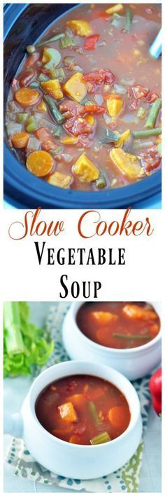 Vegetable soups, Vegetables and Soups on Pinterest