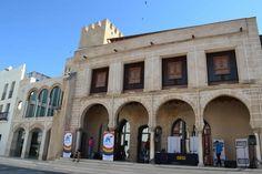 Casas consistoriales en la Plaza Alta de Badajoz. Badajoz en un dia