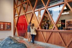 The design of this new ramen bar is adding to San Francisco's street culture
