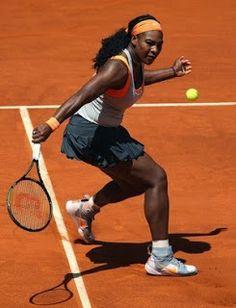 Blog Esportivo do Suíço:  Sem sufoco, Serena vence tenista da casa e avança à semifinal em Madri
