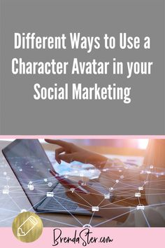 Use a character avatar to create unique, engaging graphics for your blog or small business. Read ten tips on how to use your character avatar. #SocialMedia #Graphics Don't forget to repin this for later!! Social Media Graphics // Social Media Graphics Tips // Character Avatars // Avatars in Graphics // Social Marketing Tips