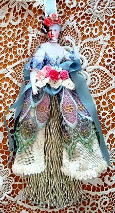 MARIE TASSEL DOLL | Flickr - Photo Sharing!