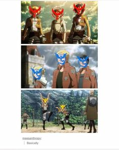 So true! Pokèmon Go and Aot crossover.//Armin is so mystic wtf