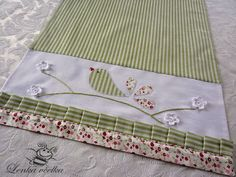 . Napkins, Sewing, Tableware, Fashion, Moda, Dressmaking, Dinnerware, Towels, Couture