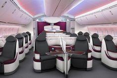Airbus A350 van Qatar Airways