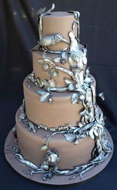 Stunning cake by Delightful Cake