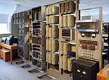 The Harwell computer, later known as (WITCH), or the Harwell Dekatron Computer, was an early British relay-based computer. Construction started in 1949, and the machine became operational in April 1951.