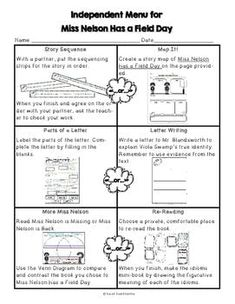 FREE 2nd Grade Common Core Morning Seat Work Bundle